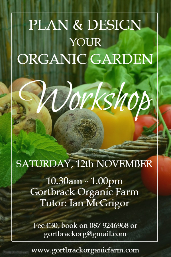 Organic gardening workshop